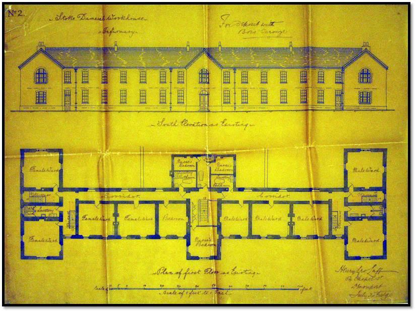 Plymouth workhouse ii