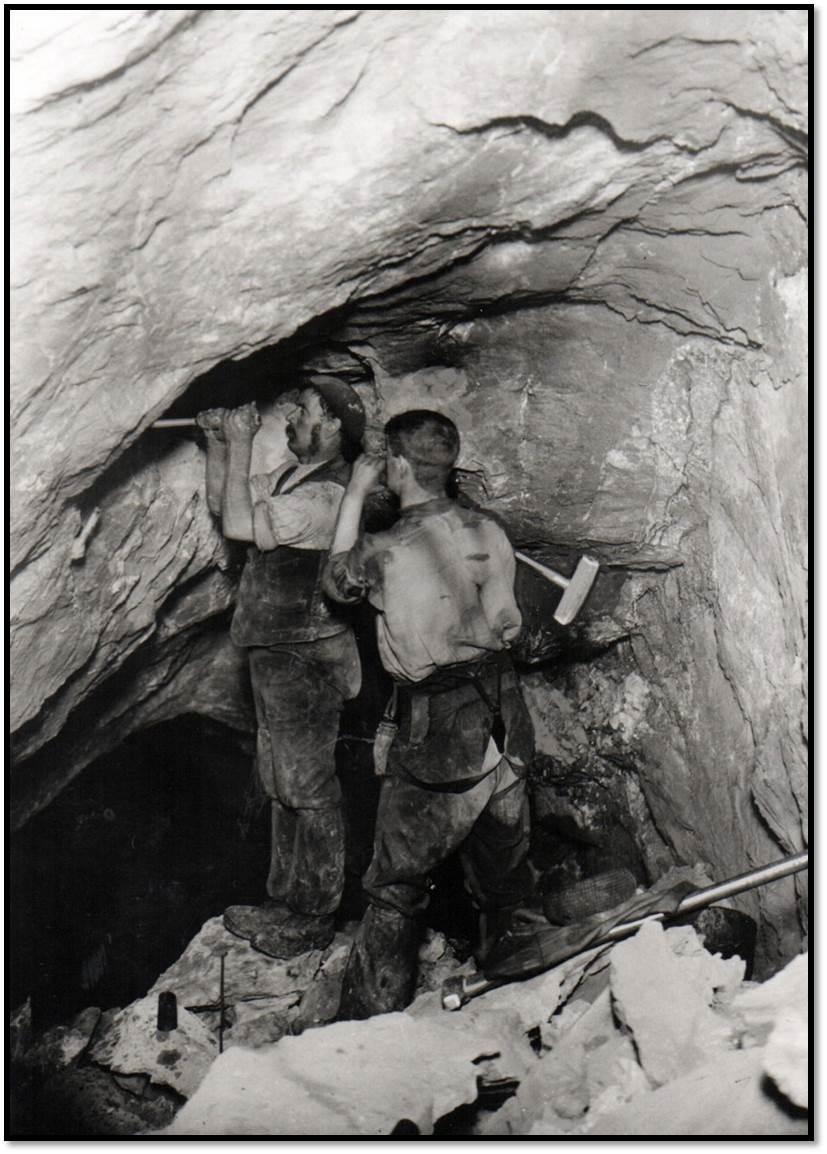 Grassington lead miners 2
